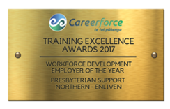 Careerforce Workforce Training Excellence 2017