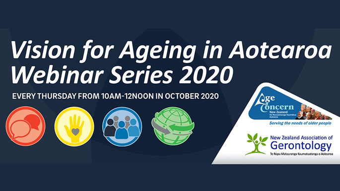 It's International Day of Older Persons today!
