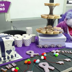 Purple Bake Off for Dementia!