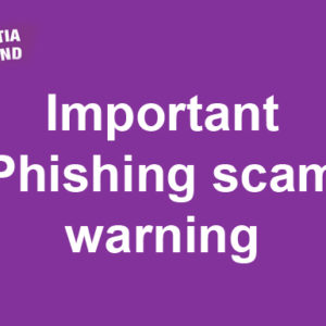 Phishing scams September 2020