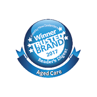 Readers Digest Winner Trusted Brand 2017