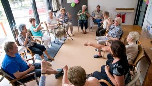 Enliven day programme for the elderly